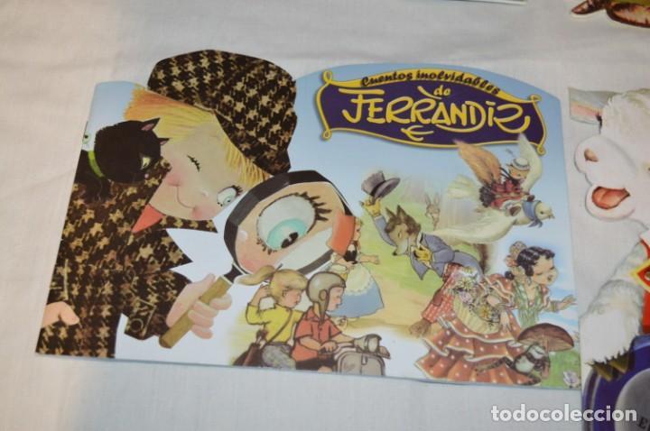 Libros de segunda mano: 3 Cuentos TROQUELADOS INOLVIDABLES de FERRÁNDIZ / Edición PLANETA DeAGOSTINI / Año 2009 / Lote 00 - Foto 6 - 248305555