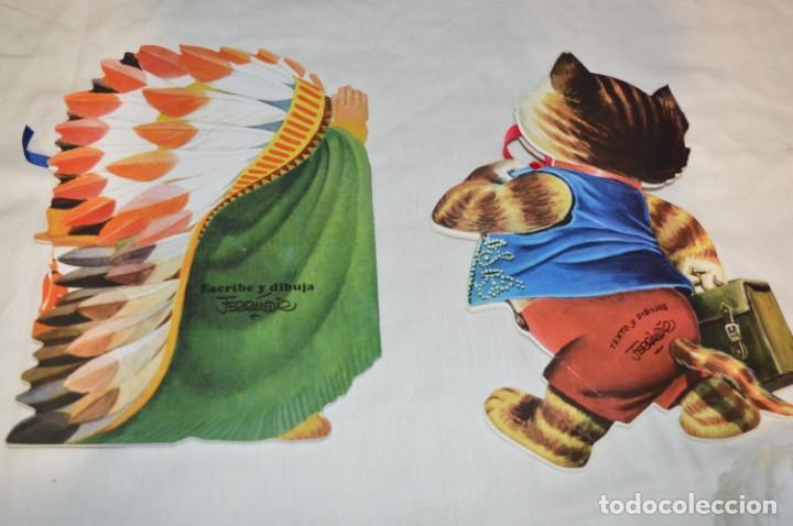 Libros de segunda mano: 3 Cuentos TROQUELADOS INOLVIDABLES de FERRÁNDIZ / Edición PLANETA DeAGOSTINI / Año 2009 / Lote 00 - Foto 8 - 248305555