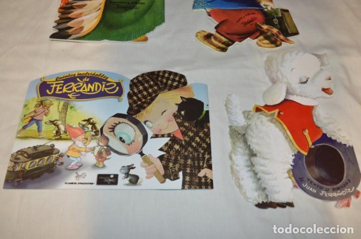 Libros de segunda mano: 3 Cuentos TROQUELADOS INOLVIDABLES de FERRÁNDIZ / Edición PLANETA DeAGOSTINI / Año 2009 / Lote 00 - Foto 11 - 248305555