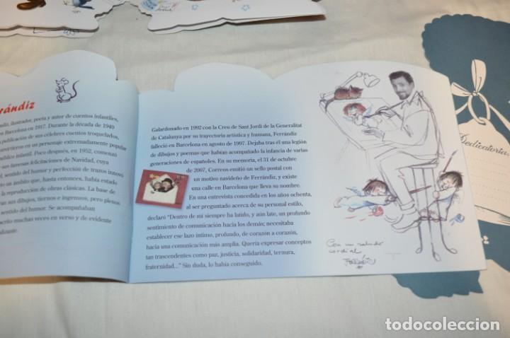 Libros de segunda mano: 3 Cuentos TROQUELADOS INOLVIDABLES de FERRÁNDIZ / Edición PLANETA DeAGOSTINI / Año 2009 / Lote 00 - Foto 16 - 248305555