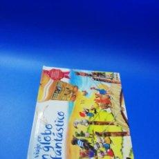 Libros de segunda mano: EL VIAJE EN UN GLOBO FANTASTICO. CUENTO TROQUELADO A COLOR. LICENCIA EDITORIAL 2001. VER FOTOS.. Lote 248721245
