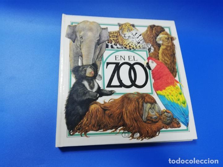 EL EL ZOO. TODOLIBRO. CUENTO TROQUELADO A COLOR. 1992. VER FOTOS. (Libros de Segunda Mano - Literatura Infantil y Juvenil - Cuentos)