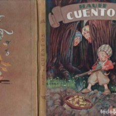 Libros de segunda mano: HAUFF : CUENTOS (MAUCCI, 1942). Lote 248755600