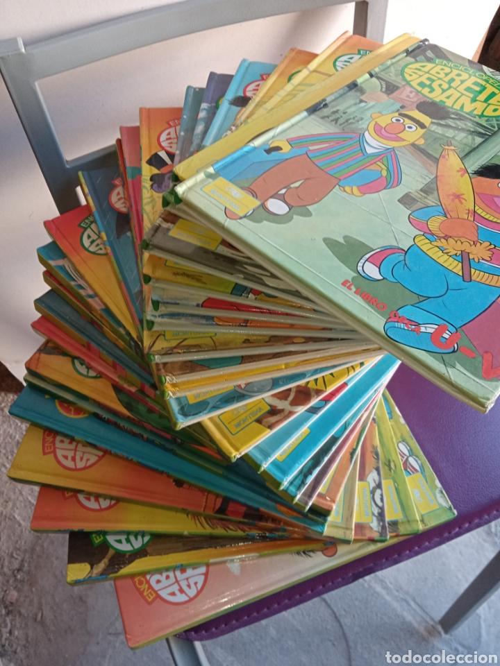 ENCICLOPEDIA ÁBRETE SÉSAMO. , MUY BUEN ESTADO (Libros de Segunda Mano - Literatura Infantil y Juvenil - Cuentos)