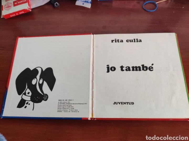 Libros de segunda mano: Jo Tambe Juventud Col.leccio Titelles 1973 - Foto 2 - 250129550