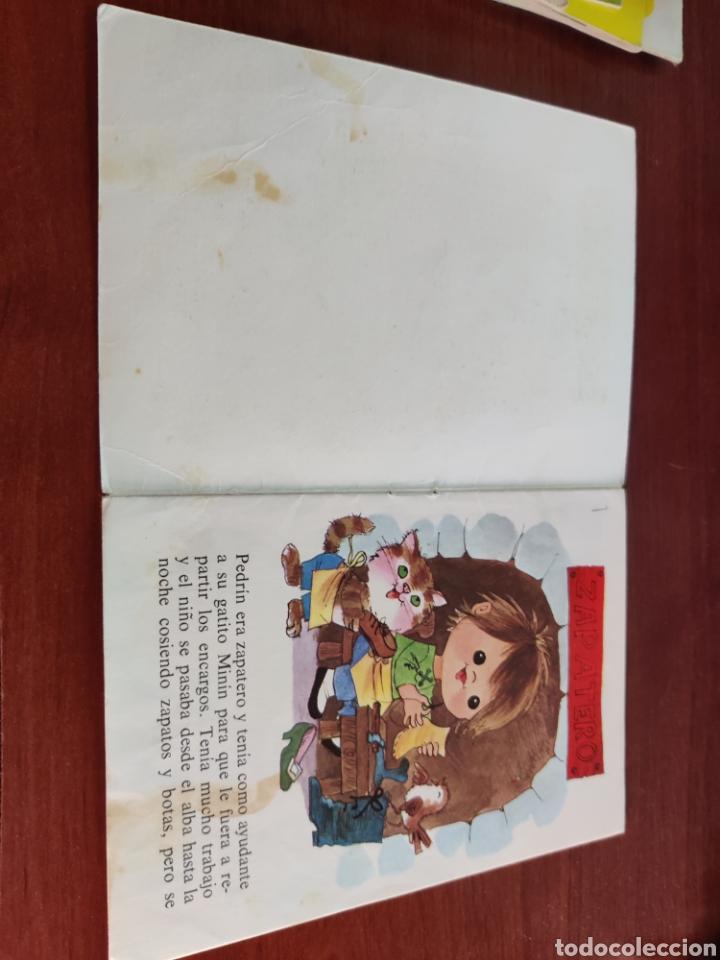 Libros de segunda mano: El Zapatero Remendon Colección Fabulas semic e.e.s.a. número 6 - Foto 2 - 250136435