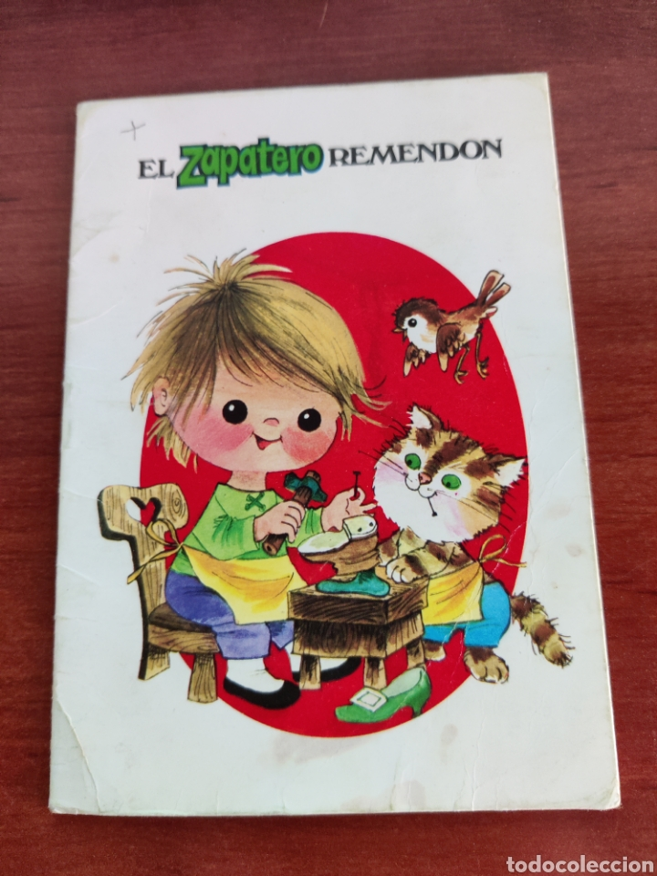 EL ZAPATERO REMENDON COLECCIÓN FABULAS SEMIC E.E.S.A. NÚMERO 6 (Libros de Segunda Mano - Literatura Infantil y Juvenil - Cuentos)