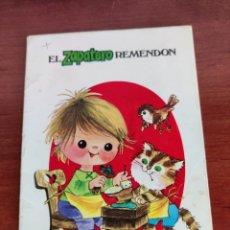 Libros de segunda mano: EL ZAPATERO REMENDON COLECCIÓN FABULAS SEMIC E.E.S.A. NÚMERO 6. Lote 250136435
