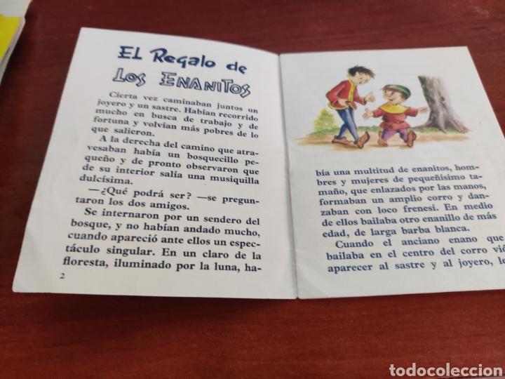 Libros de segunda mano: Mini Cuentos Colección Cuentitos Lusa El Regalo de Los Enanitos - Foto 2 - 250137555