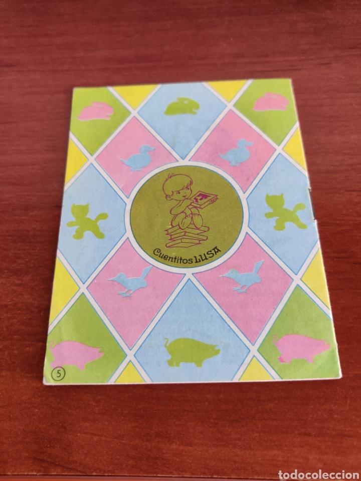 Libros de segunda mano: Mini Cuentos Colección Cuentitos Lusa El Regalo de Los Enanitos - Foto 3 - 250137555