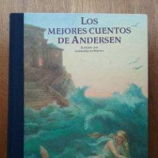 Libros de segunda mano: LOS MEJORES CUENTOS DE ANDERSEN, ANASTASSIJA ARCHIPOWA, EVEREST, 2003. Lote 251231335
