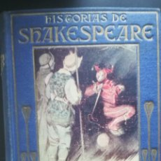 Libri di seconda mano: COLECCIÓN ARALUCE. HISTORIAS DE SHAKESPEARE.. Lote 251713235