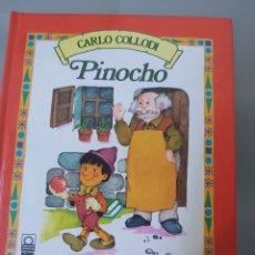 Libros de segunda mano: PINOCHO, CARLO COLLODI. Lote 252583345
