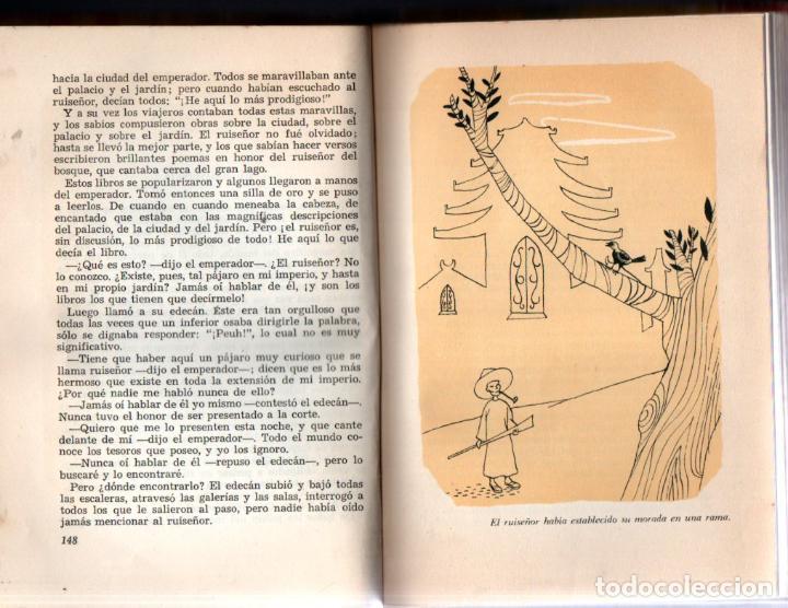 Libros de segunda mano: CUENTOS DE ANDERSEN (HACHETTE, BUENOS AIRES, 1963) - Foto 2 - 252587105