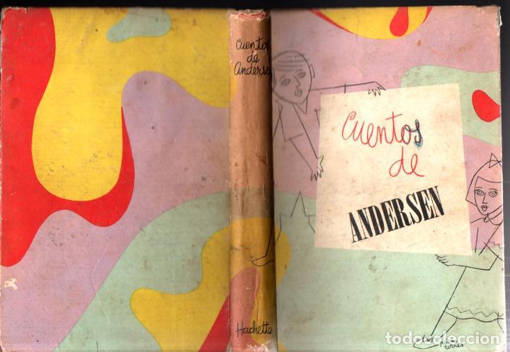 CUENTOS DE ANDERSEN (HACHETTE, BUENOS AIRES, 1963) (Libros de Segunda Mano - Literatura Infantil y Juvenil - Cuentos)