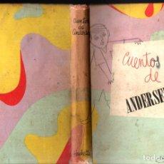 Libros de segunda mano: CUENTOS DE ANDERSEN (HACHETTE, BUENOS AIRES, 1963). Lote 252587105