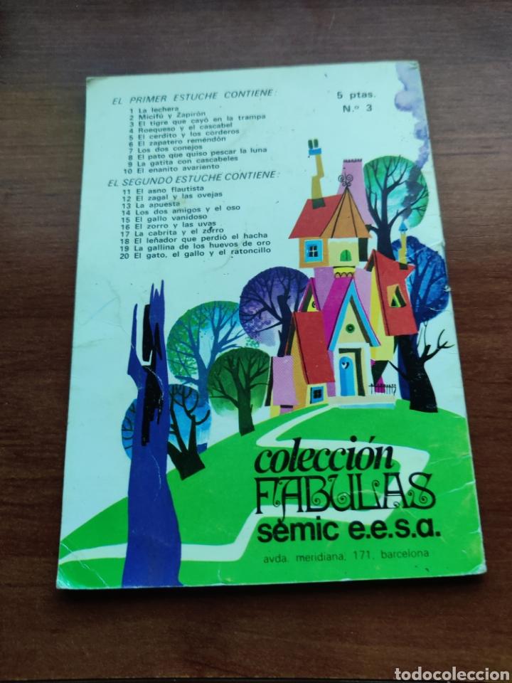 Libros de segunda mano: El Tigre que Cayó en la Trampa colección Fábulas Semic e.e.s.a. número 3 - Foto 3 - 253585125