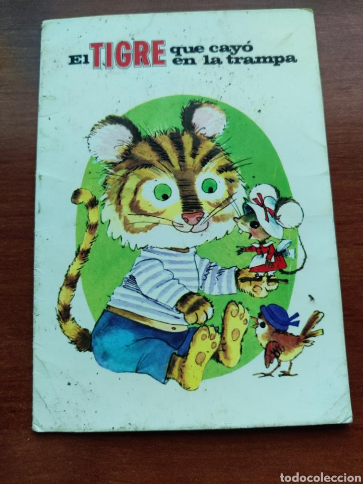 EL TIGRE QUE CAYÓ EN LA TRAMPA COLECCIÓN FÁBULAS SEMIC E.E.S.A. NÚMERO 3 (Libros de Segunda Mano - Literatura Infantil y Juvenil - Cuentos)