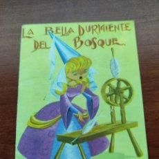 Libros de segunda mano: LA BELLA DURMIENTE DEL BOSQUE CUENTITOS LUSA. Lote 253585205