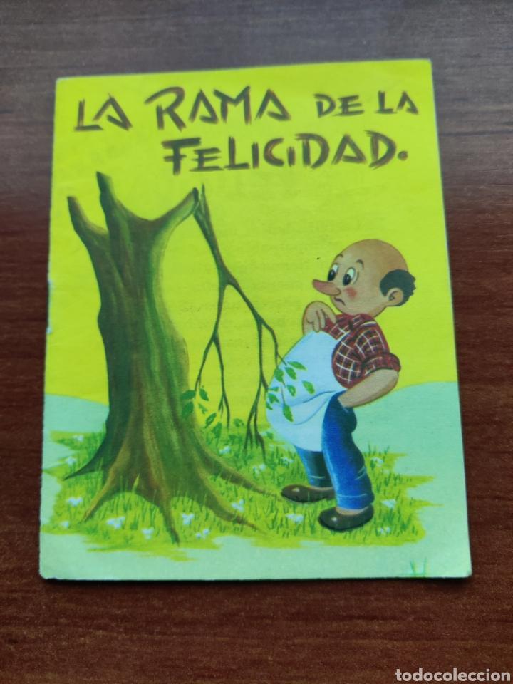 LA RAMA DE LA FELICIDAD CUENTITOS LUSA (Libros de Segunda Mano - Literatura Infantil y Juvenil - Cuentos)