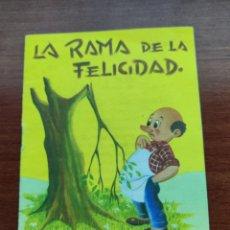 Libros de segunda mano: LA RAMA DE LA FELICIDAD CUENTITOS LUSA. Lote 253585225