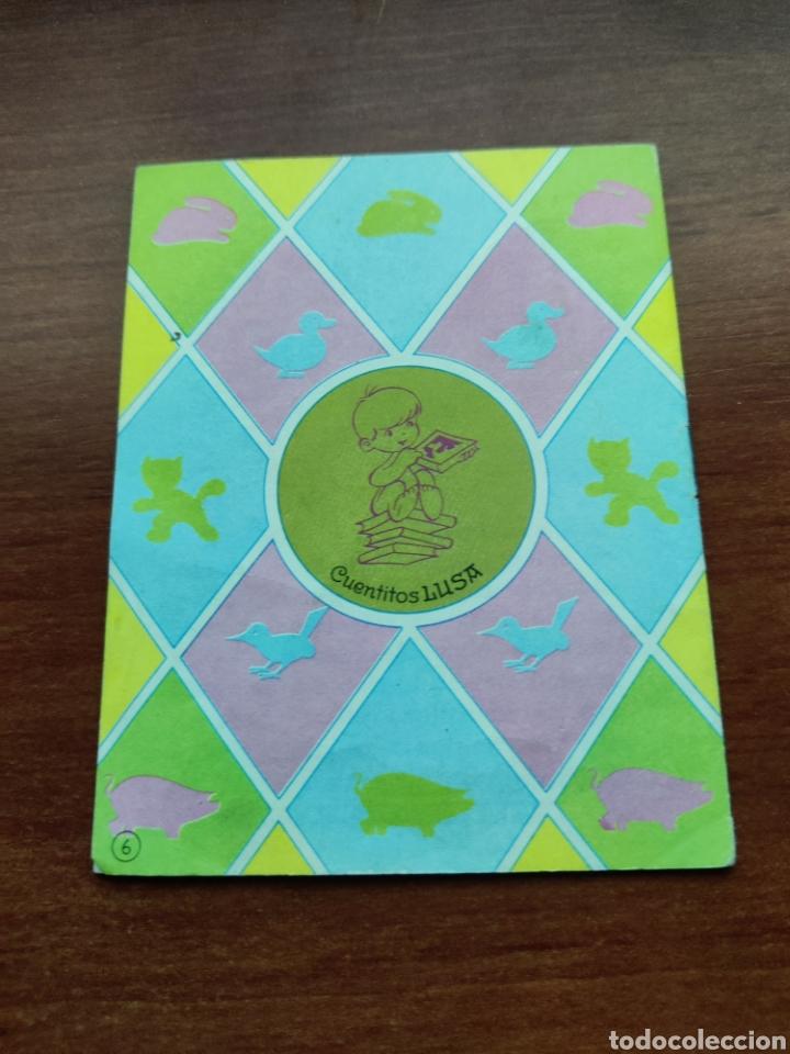 Libros de segunda mano: El Soldadito de Plomo Cuentitos Lusa - Foto 3 - 253585265