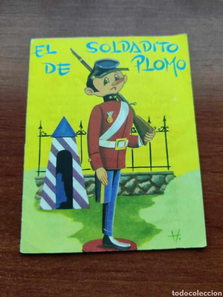 EL SOLDADITO DE PLOMO CUENTITOS LUSA (Libros de Segunda Mano - Literatura Infantil y Juvenil - Cuentos)