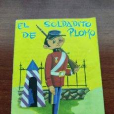 Libros de segunda mano: EL SOLDADITO DE PLOMO CUENTITOS LUSA. Lote 253585265