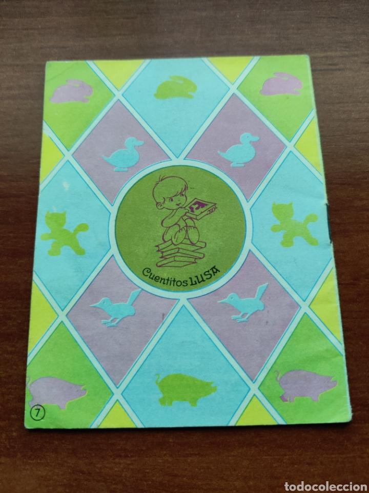 Libros de segunda mano: Piel de Asno Cuentitos Lusa - Foto 3 - 253585285