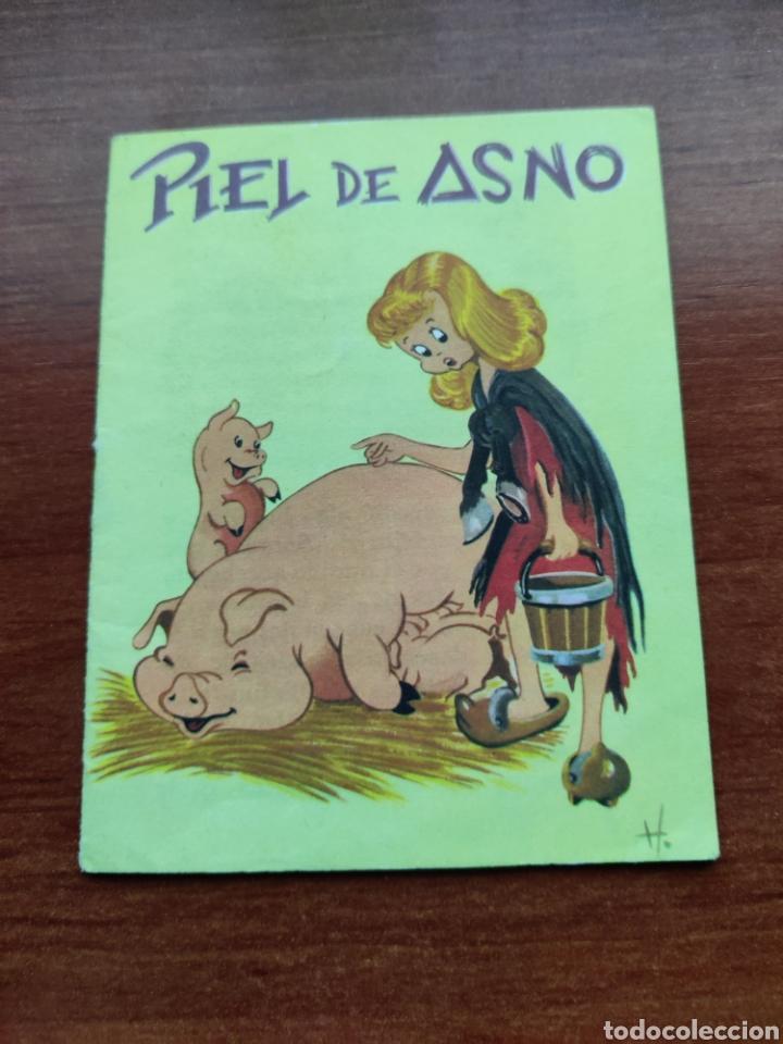 PIEL DE ASNO CUENTITOS LUSA (Libros de Segunda Mano - Literatura Infantil y Juvenil - Cuentos)