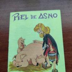Libros de segunda mano: PIEL DE ASNO CUENTITOS LUSA. Lote 253585285
