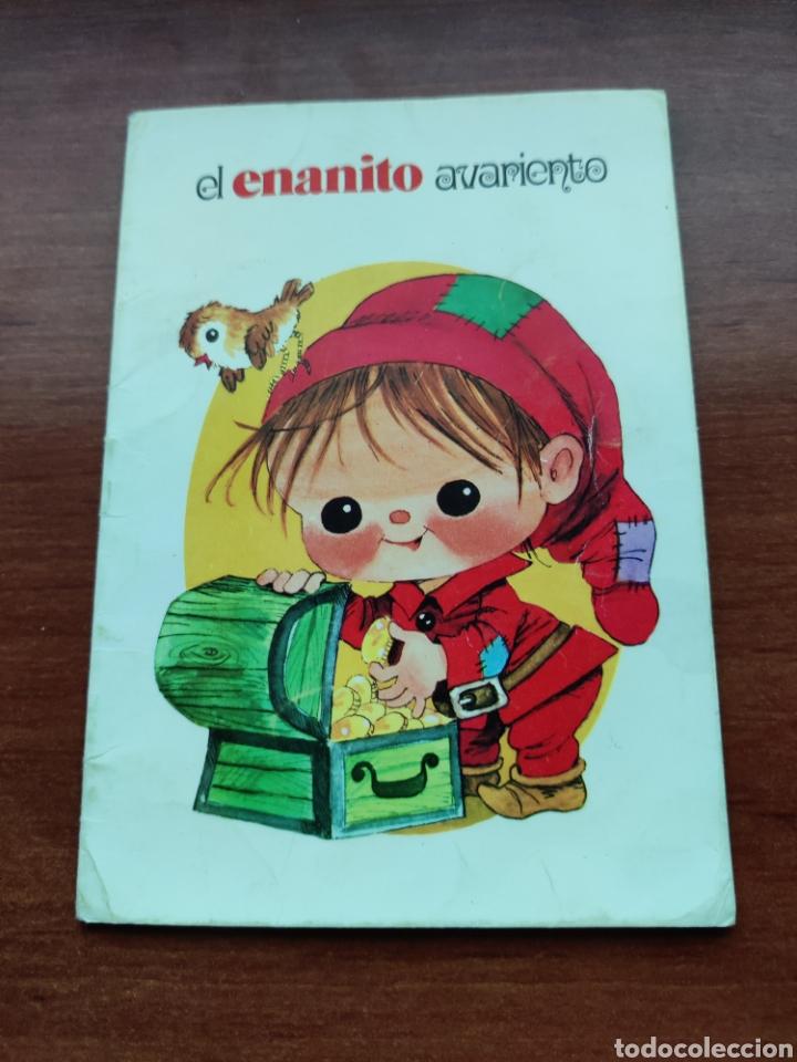 EL ENANITO AVARIENTO COLECCIÓN FABULAS SEMIC E.E.S.A. NÚMERO 10 (Libros de Segunda Mano - Literatura Infantil y Juvenil - Cuentos)