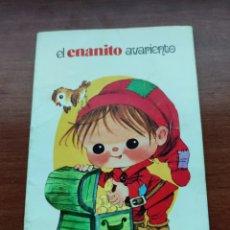 Libros de segunda mano: EL ENANITO AVARIENTO COLECCIÓN FABULAS SEMIC E.E.S.A. NÚMERO 10. Lote 253585360