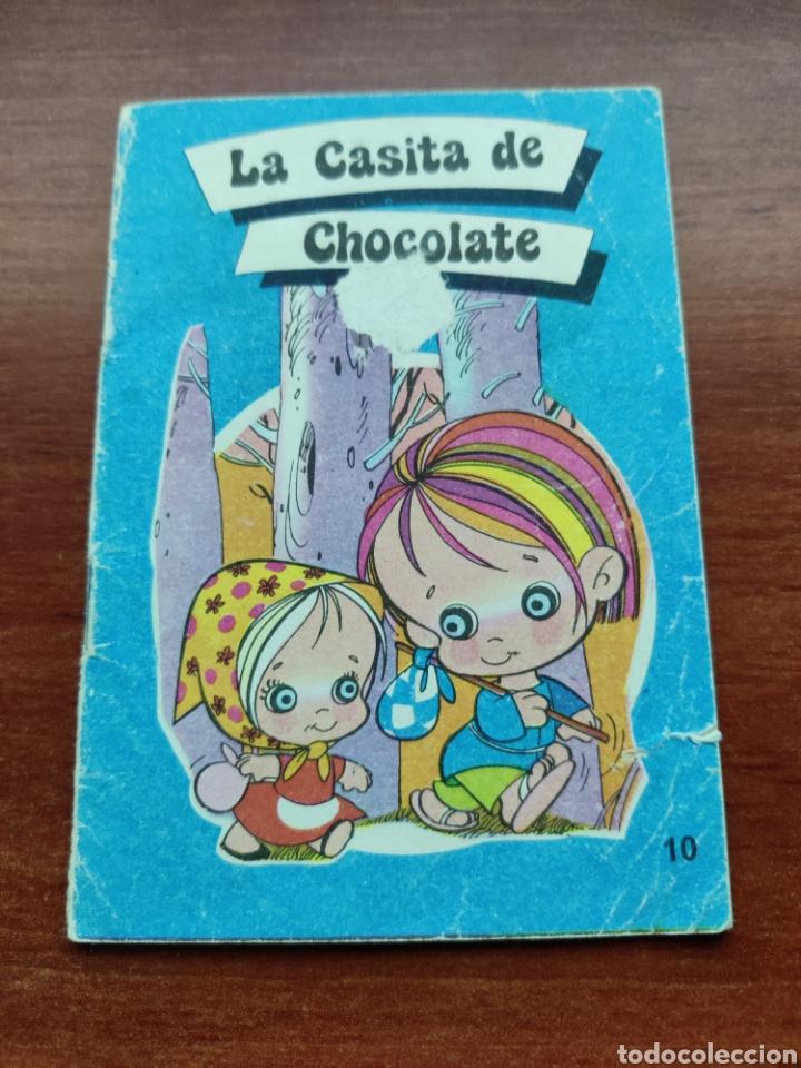 LA CASITA DE CHOCOLATE EDITORIAL ROMA BARCELONA (Libros de Segunda Mano - Literatura Infantil y Juvenil - Cuentos)