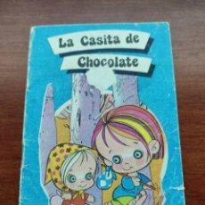 Libros de segunda mano: LA CASITA DE CHOCOLATE EDITORIAL ROMA BARCELONA. Lote 253585405