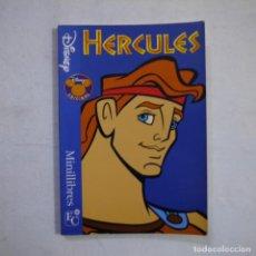 Libros de segunda mano: COL.LECCIÓ MINILLIBRES DISNEY SÈRIE BLAVA. HERCULES - JO EN VAIG FER UN HEROI PER FIL - 1997 CATALAN. Lote 254584810
