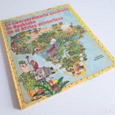 Livros em segunda mão: LA EXTRAORDINARIA AVENTURA DE BACHICHA EN EL ÁFRICA MISTERIOSA DE ERMANNO LIBENZI Y ADELCHI GALLONI. Lote 254692725