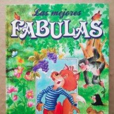 Livros em segunda mão: LAS MEJORES FÁBULAS (GRAFALCO, 1992). VER CONTENIDOS EN FOTOS ADICIONALES.. Lote 254754540