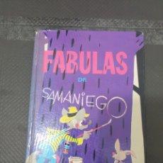 Libri di seconda mano: FÁBULAS DE SAMANIEGO. Lote 254900900