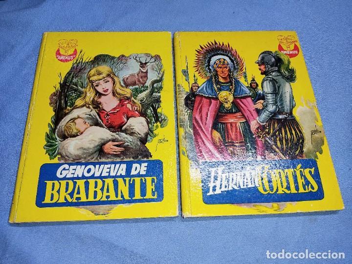 Libros de segunda mano: 6 TOMOS COLECCION AMENUS EDITORIAL CIES VER FOTOS Y TITULOS - Foto 2 - 255331585