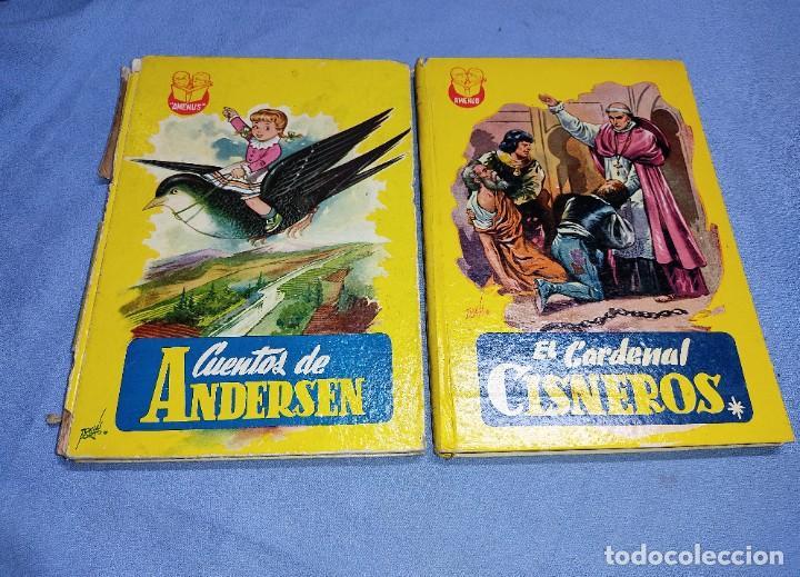 Libros de segunda mano: 6 TOMOS COLECCION AMENUS EDITORIAL CIES VER FOTOS Y TITULOS - Foto 3 - 255331585