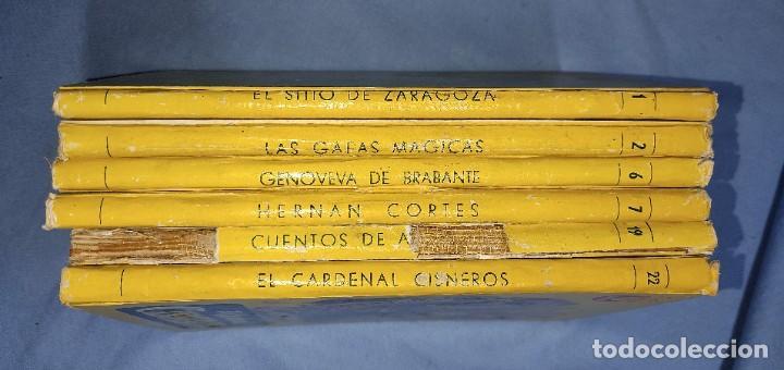 Libros de segunda mano: 6 TOMOS COLECCION AMENUS EDITORIAL CIES VER FOTOS Y TITULOS - Foto 4 - 255331585