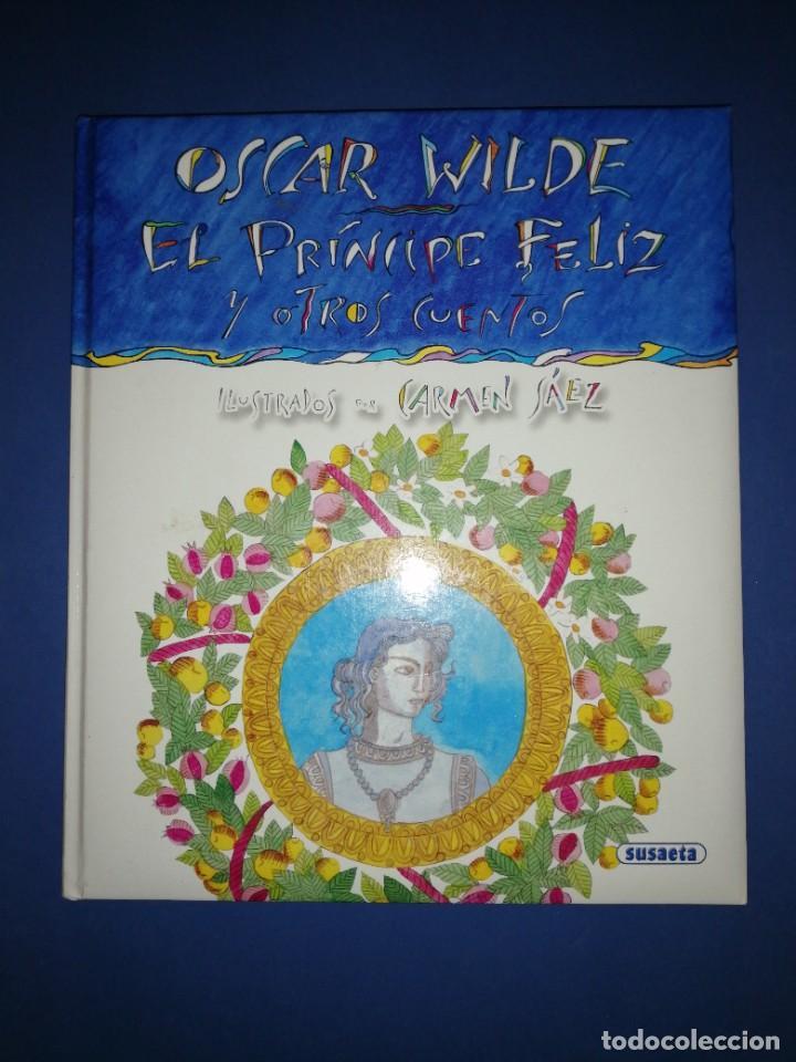 OSCAR WILDE EL PRÍNCIPE FELIZ Y OTROS CUENTOS SUSAETA (Libros de Segunda Mano - Literatura Infantil y Juvenil - Cuentos)