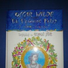 Libros de segunda mano: OSCAR WILDE EL PRÍNCIPE FELIZ Y OTROS CUENTOS SUSAETA. Lote 255446305