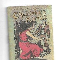 Libros de segunda mano: MINI CUENTO CALLEJA - CALZONES ROTOS. Lote 255456045