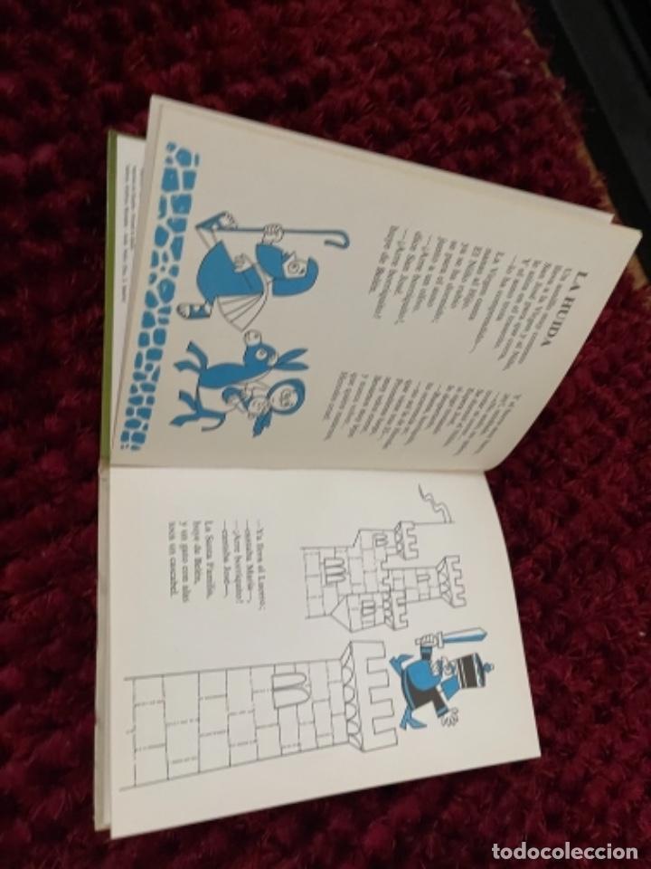 Libros de segunda mano: GLORIA FUERTES EL CAMELLO COJITO DIBUJOS JULIO ÁLVAREZ. EDT. ESCUELA ESPAÑOLA 1973 primera Ed. Ta - Foto 6 - 255966050