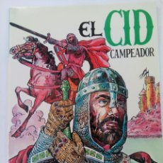 Libros de segunda mano: EL CID CAMPEADOR - SERIE LECTURAS. Lote 257301440