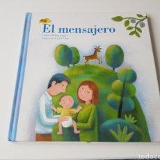 Libros de segunda mano: EL MENSAJERO GUSTAVO MARTÍN GARZO. Lote 260348635