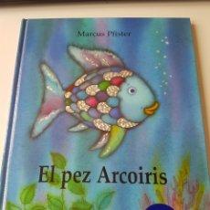 Libros de segunda mano: EL PEZ ARCOIRIS MARCUS PFISTER. Lote 260349255