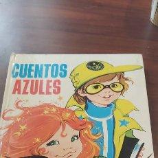 Libros de segunda mano: CUENTOS AZULES. ANTONIO AYNE Y MARIA PASCUAL . TOMO 9. Lote 260513730